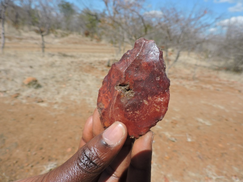 Songwe gravel surface find MSA
